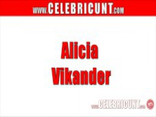 Beautiful Hollywood Babe Alicia Vikander Totally Nude Celebrities