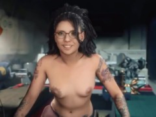 Nico Nude Mod - Devil May Cry 5