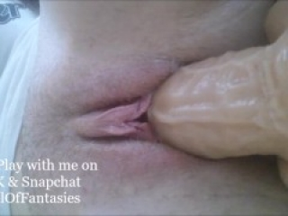 Cum Play with me on Snapchat & KIK masturbation compilation