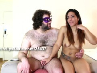 Nude Interview With Handjob With Sexy Half Black 19 Year Old Nicole